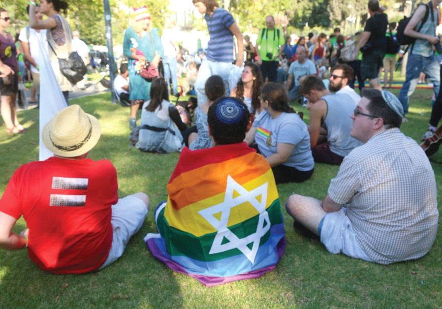 Jerusalem Pride Parade