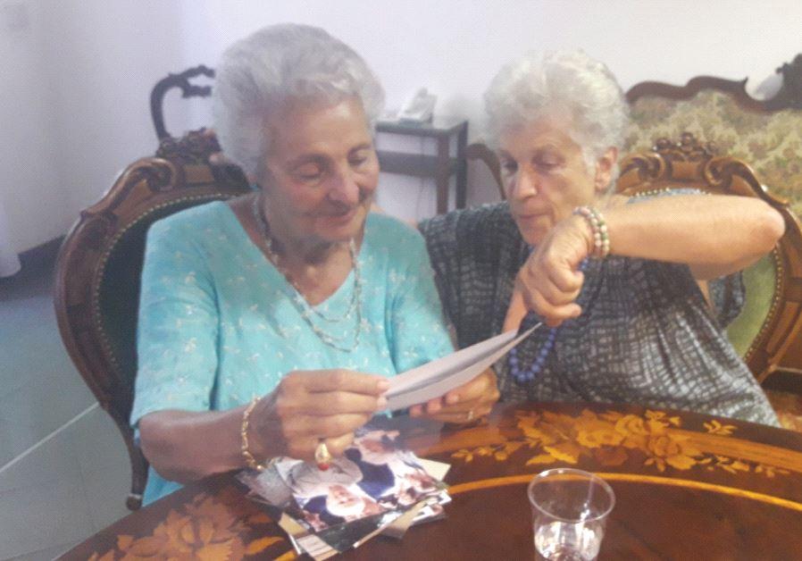 italy holocaust survivors jews