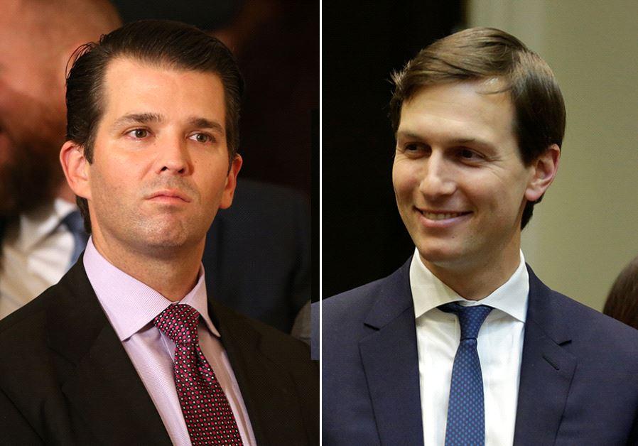 Trump Jr. and Kushner
