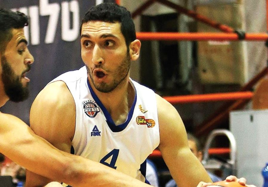 karam mashour maccabi tlv basketball