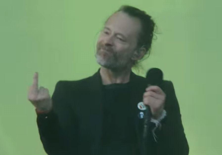 Radiohead BDS