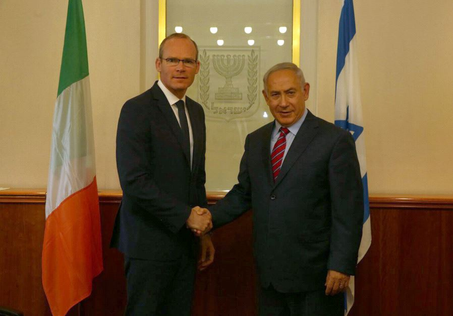 Israel Ireland