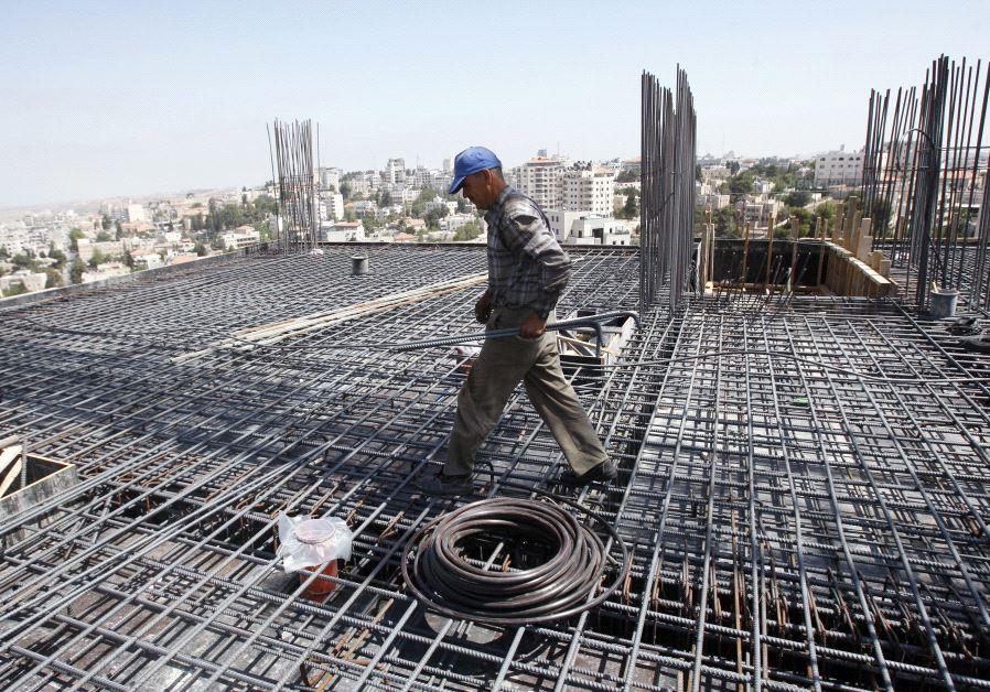 Palestinian laborer