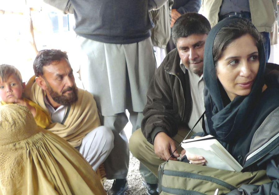 JOURNALIST SOUAD MEKHENNET interviews jihadists on assignment
