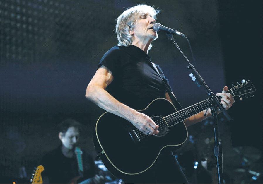 Roger Waters in concert