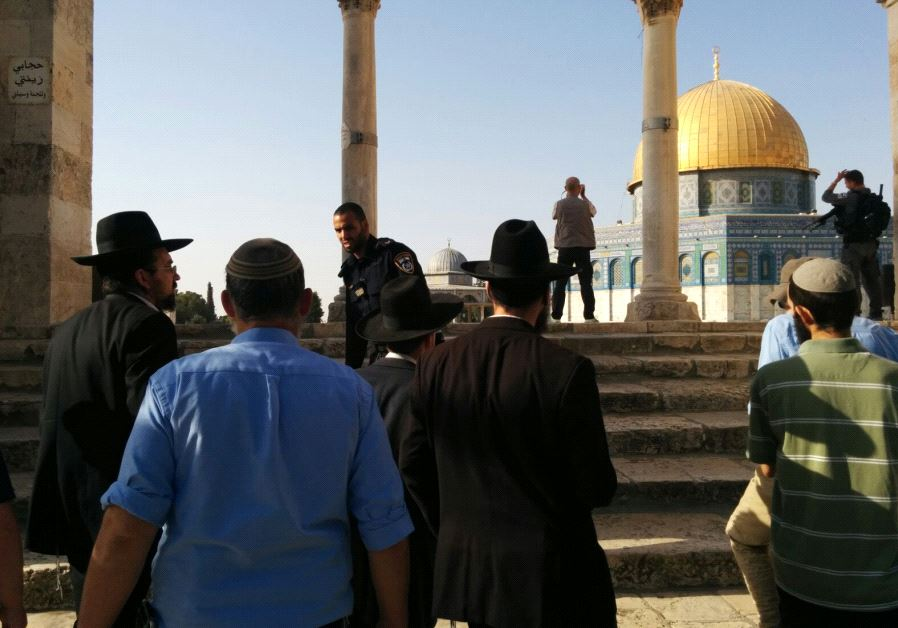 Temple Mount - What the rabbis say - Israel News - Jerusalem