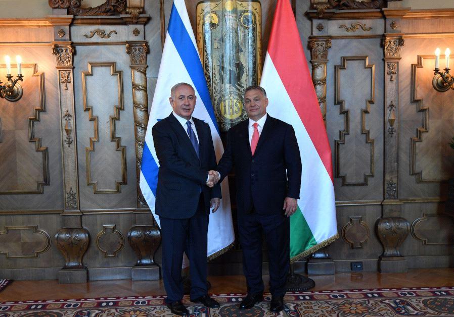 Netanyahu Hungary