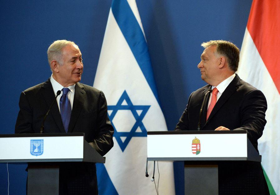Israel Hungary