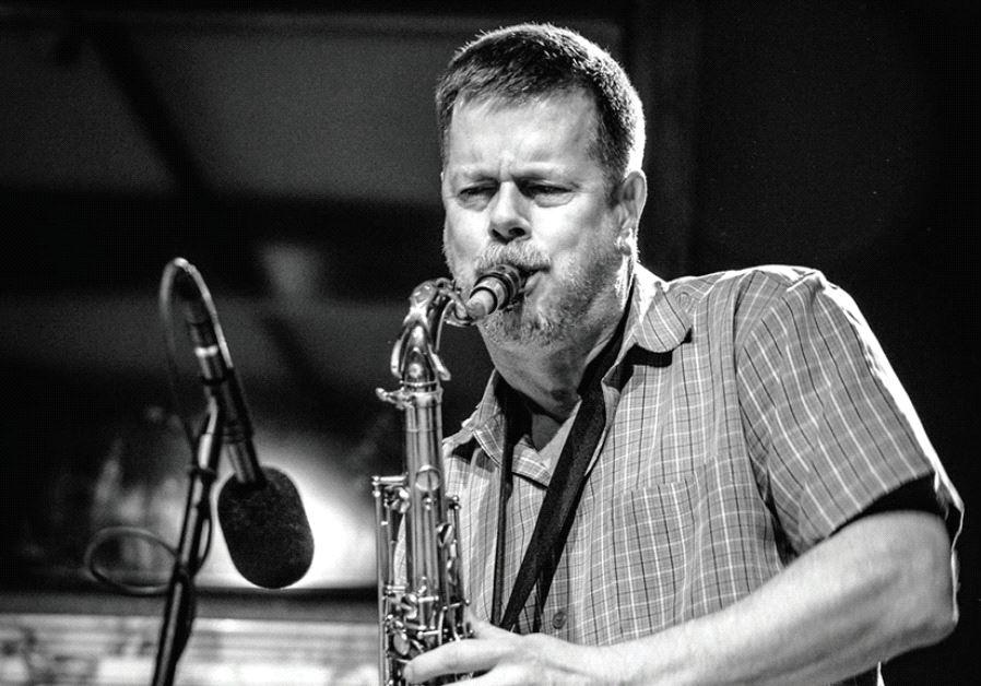 Jazz musician Ken Vandermark