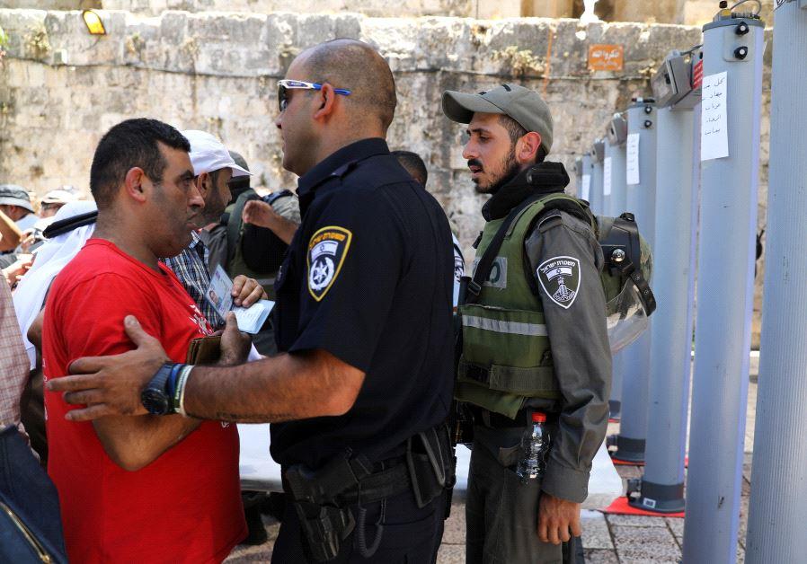 Temple Mount conflict