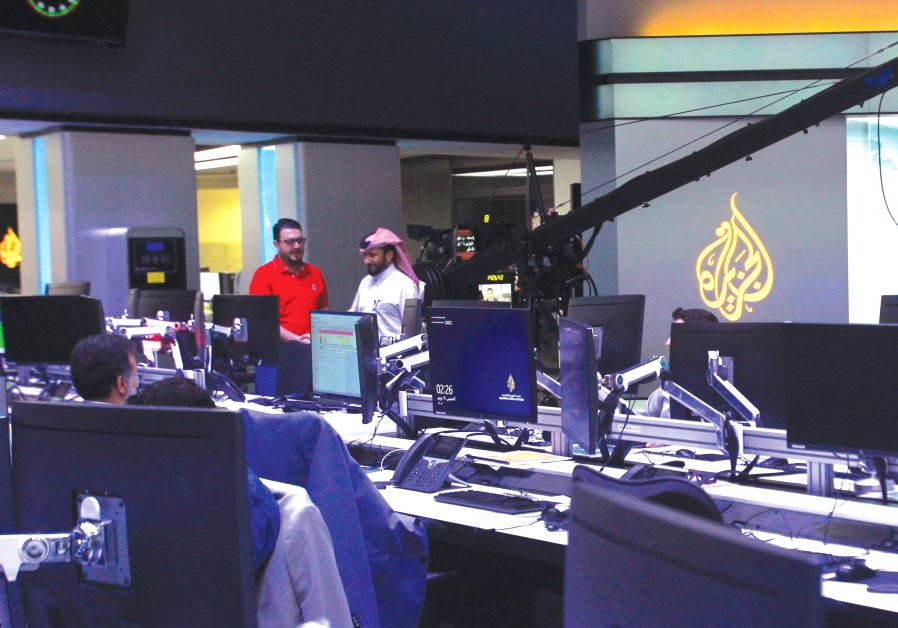 Al-Jazeera video questions Holocaust, claims 'Zionists benefit'