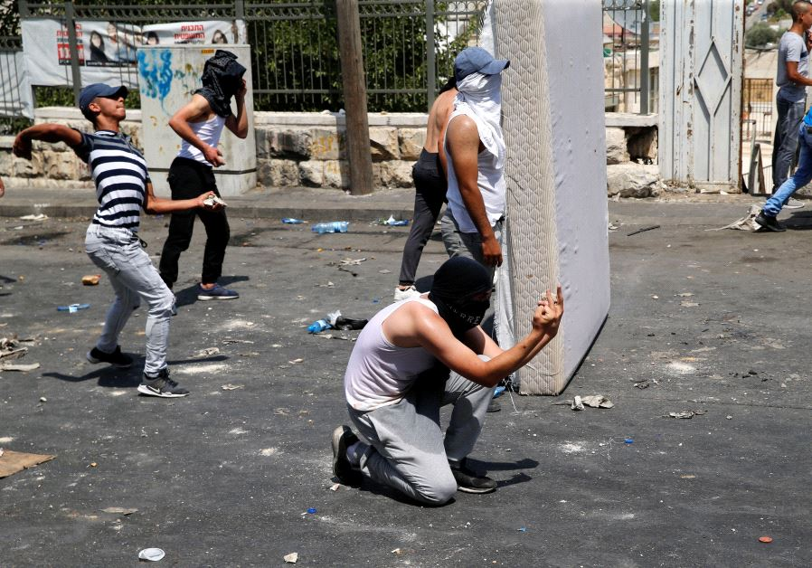Temple Mount Protests July 21 17