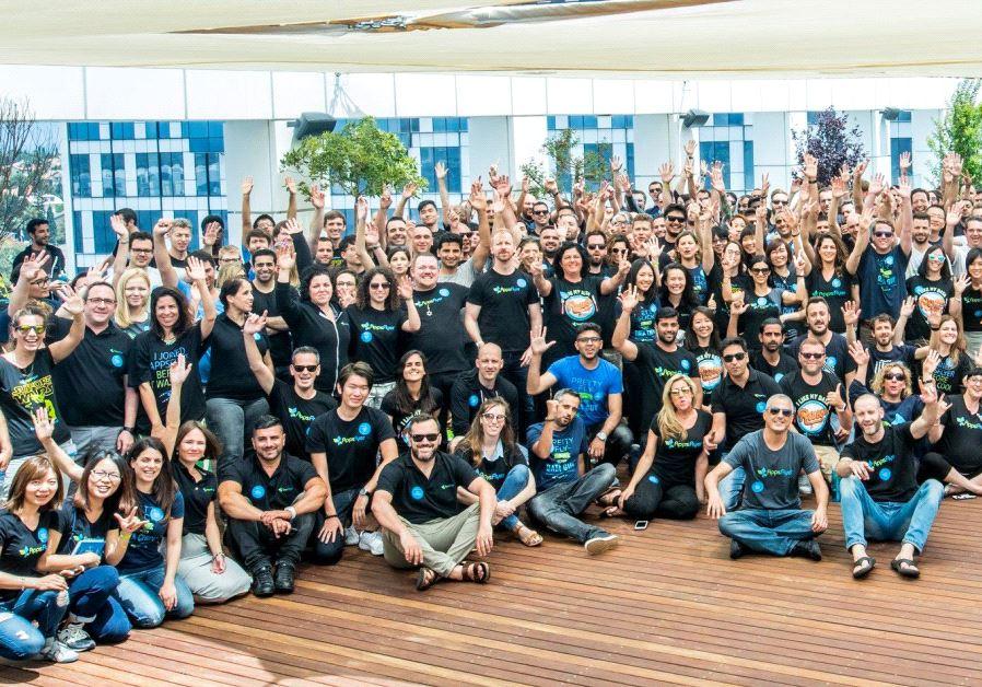 PR image – Appsflyer employees