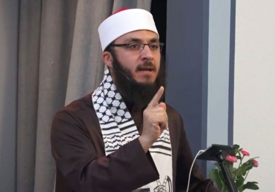 California Imam calls on Allah to annihilate Jews