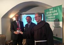the Interfaith Climate and Energy Conference