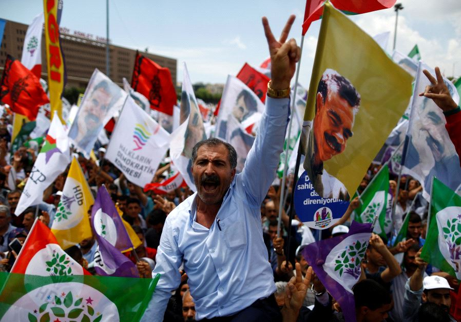 Jew Detector: No Turkish Delight: Israel's Obligation To Support Kurdish