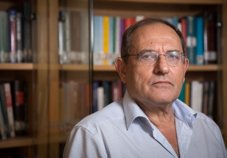 Hebrew University law professor emeritus Mordechai Kremnitzer