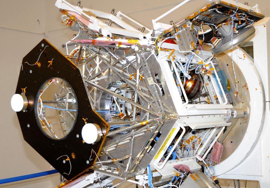 VENuS Satellite - Israel Space Agency & Israel Ministry of Science and Technology