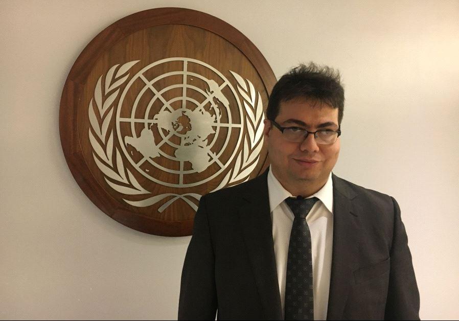 Al Manarah director Abbass Abbass.