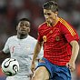 Spain reaches second round; Switzerland, Ukraine take step closer