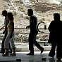 Israeli Arabs flee south to Bethlehem