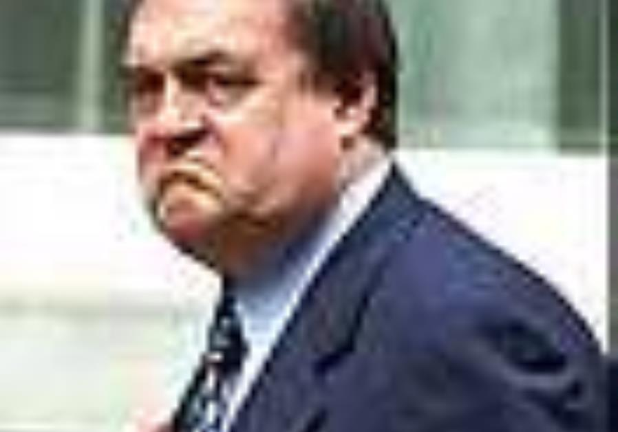 British MP: No shame in Bush bashing