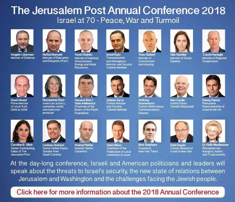 speakers 2018