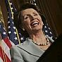 Bush and House Democratic leader Pelosi try to reconcile