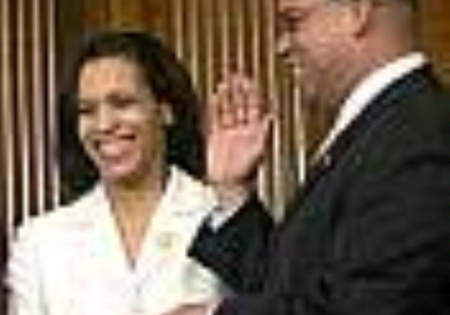 First Muslim Congressman sworn in on Koran