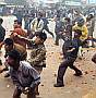 Bangladesh: Riot police clash with protesters