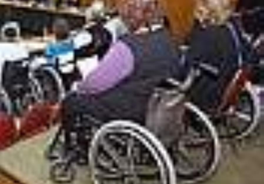 Study: Families with disabled members lack support