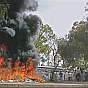 Thousands of civilians flee battles in NW Pakistan