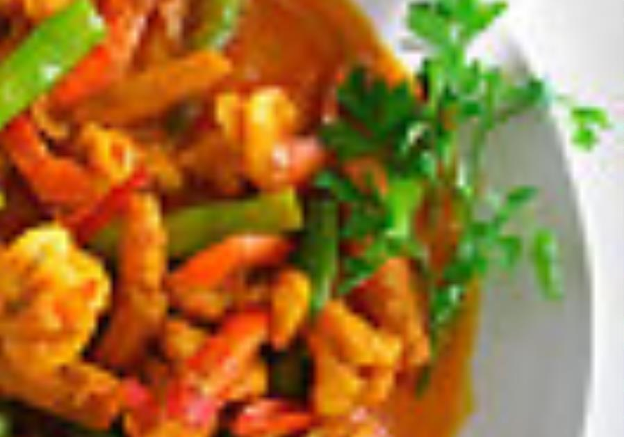 Celebrating curry