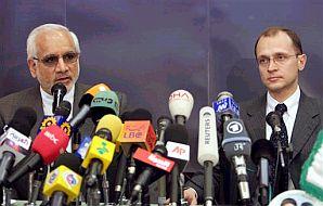 Iran-Russia talks end in failure