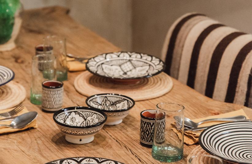 The Nopo - Handmade Moroccan Ceramics (photo credit: Leonie Zaytoune)