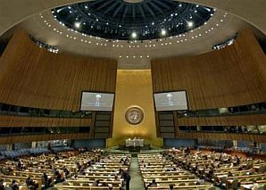 United Nations AP 298