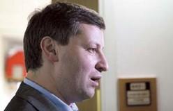 Tourism Minister Stas Meseznikov.