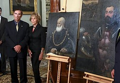 Art returned to Holocaust victims' heirs