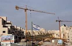 west bank construction settlement 248