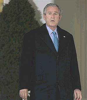 Iraq panel to urge changes; Bush briefed on findings