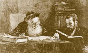 TALMUD scholars.