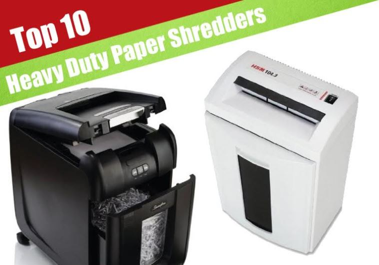 who makes the best paper shredder